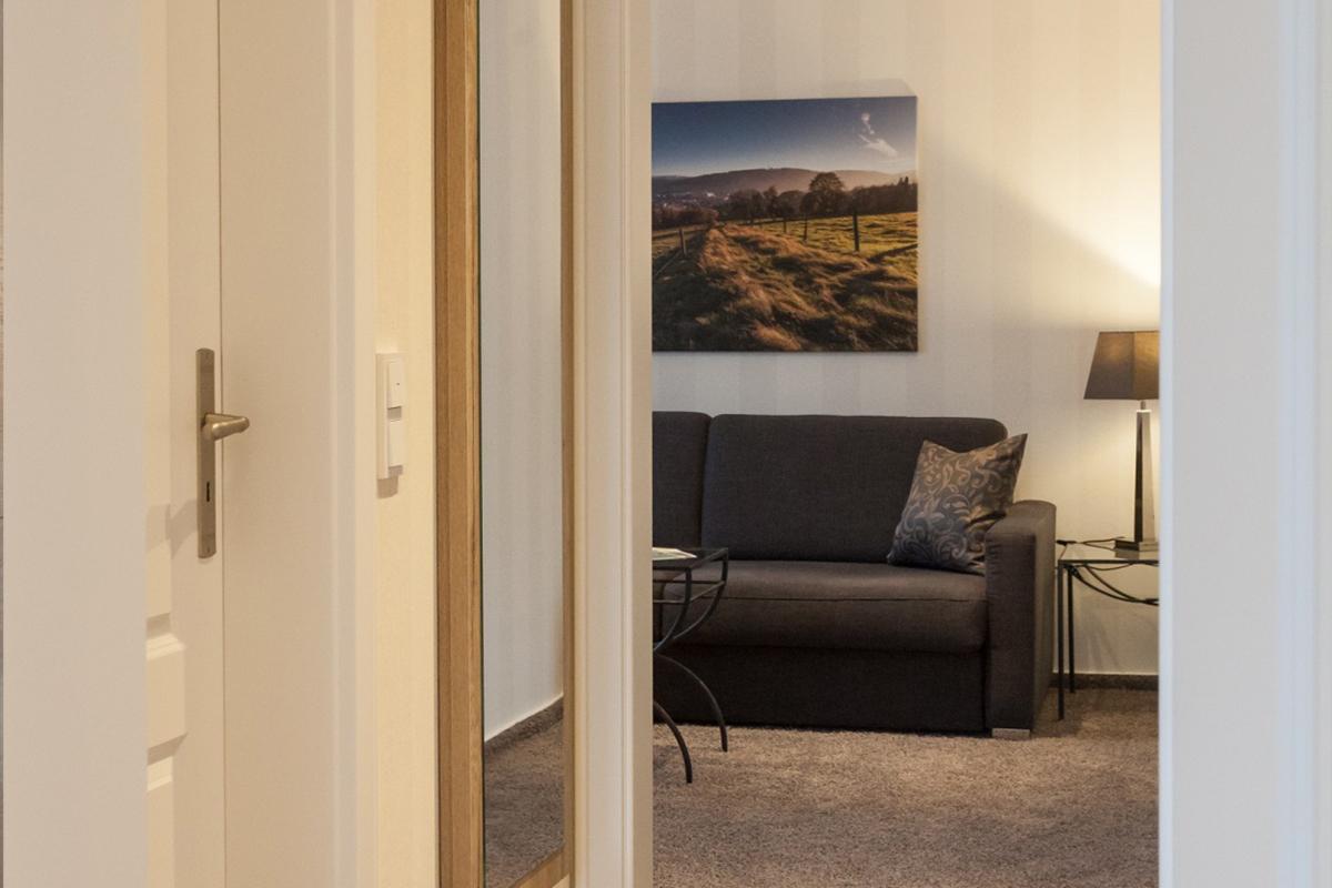 Appartement ohne Balkon - Hotel Fürst von Waldeck