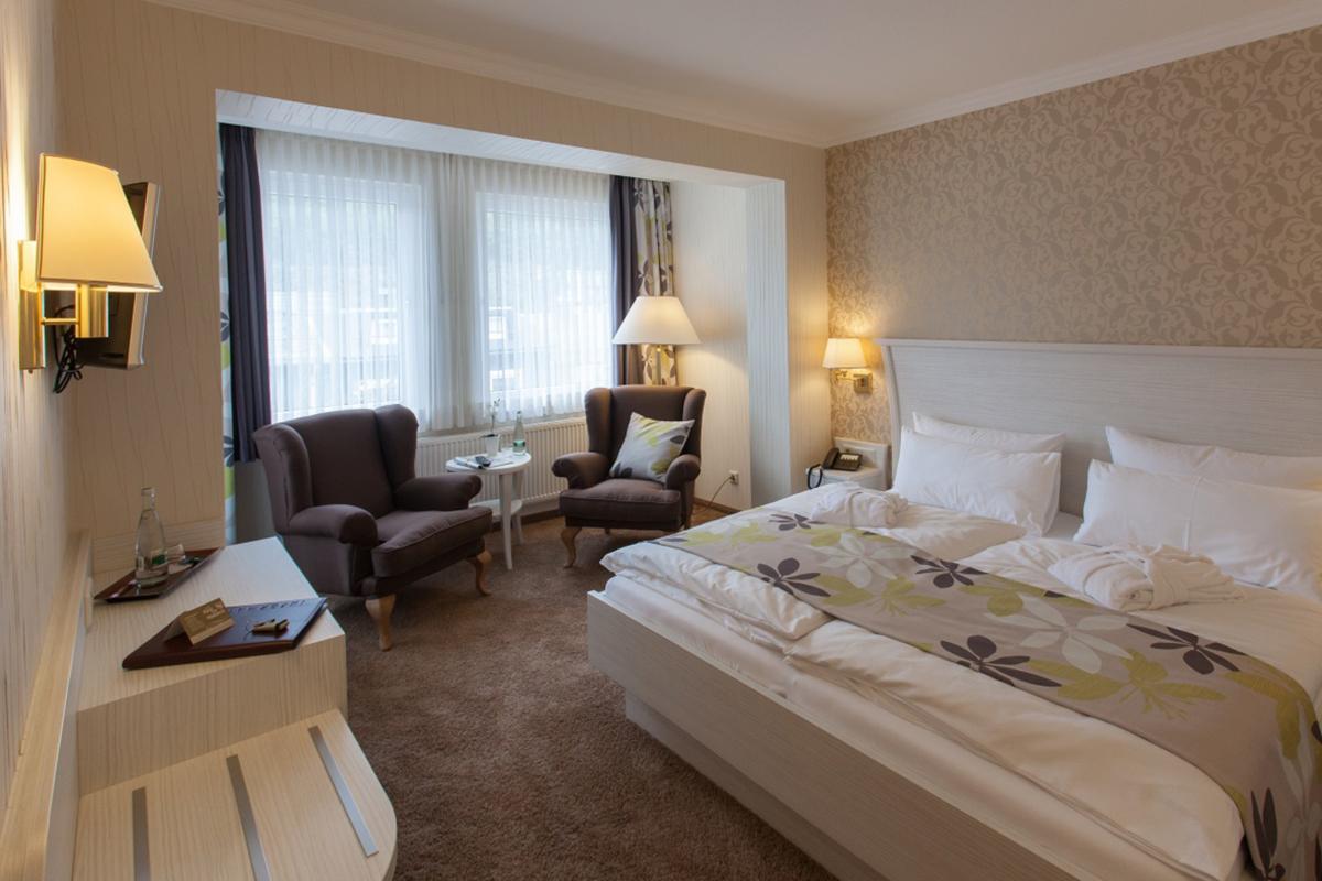 Doppelzimmer Superior Plus - Hotel Fürst von Waldeck