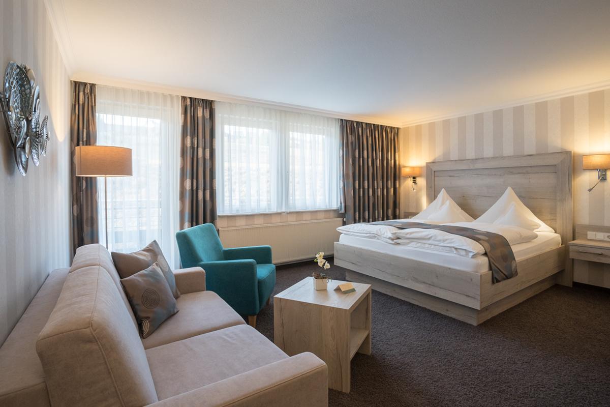 Dozzelzimmer Superior Plus - Hotel Fürst von Waldeck
