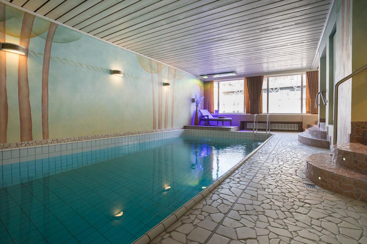 Wellness Bereich - Hotel Fürst von Waldeck
